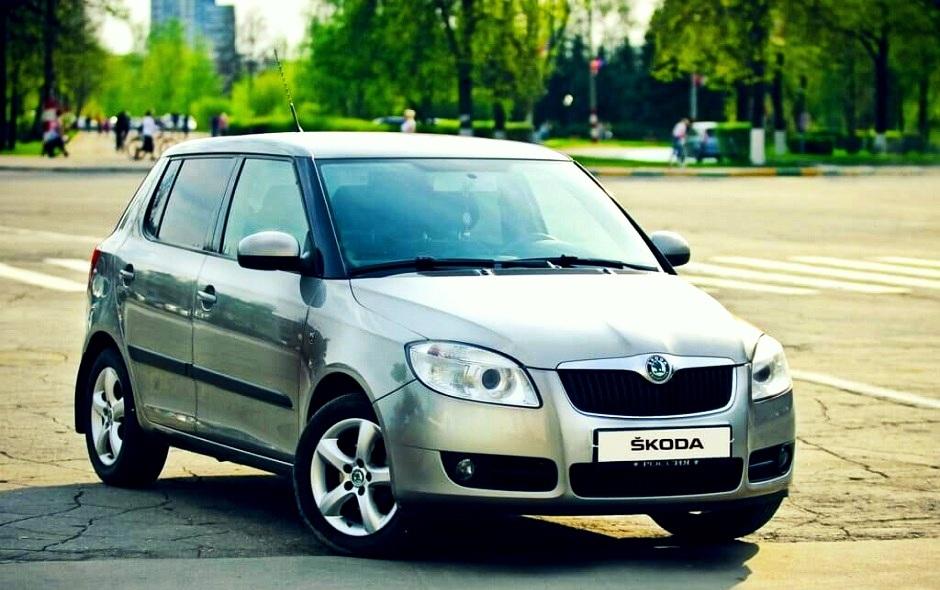 Skoda Fabia Hatchback (МКПП)