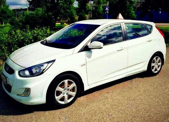 Hyundai Solaris Hatchback (АКПП)
