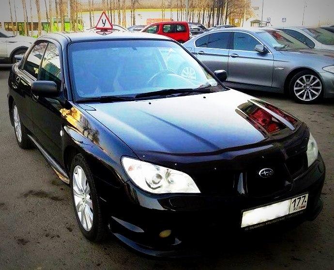 Subaru Impreza (АКПП)