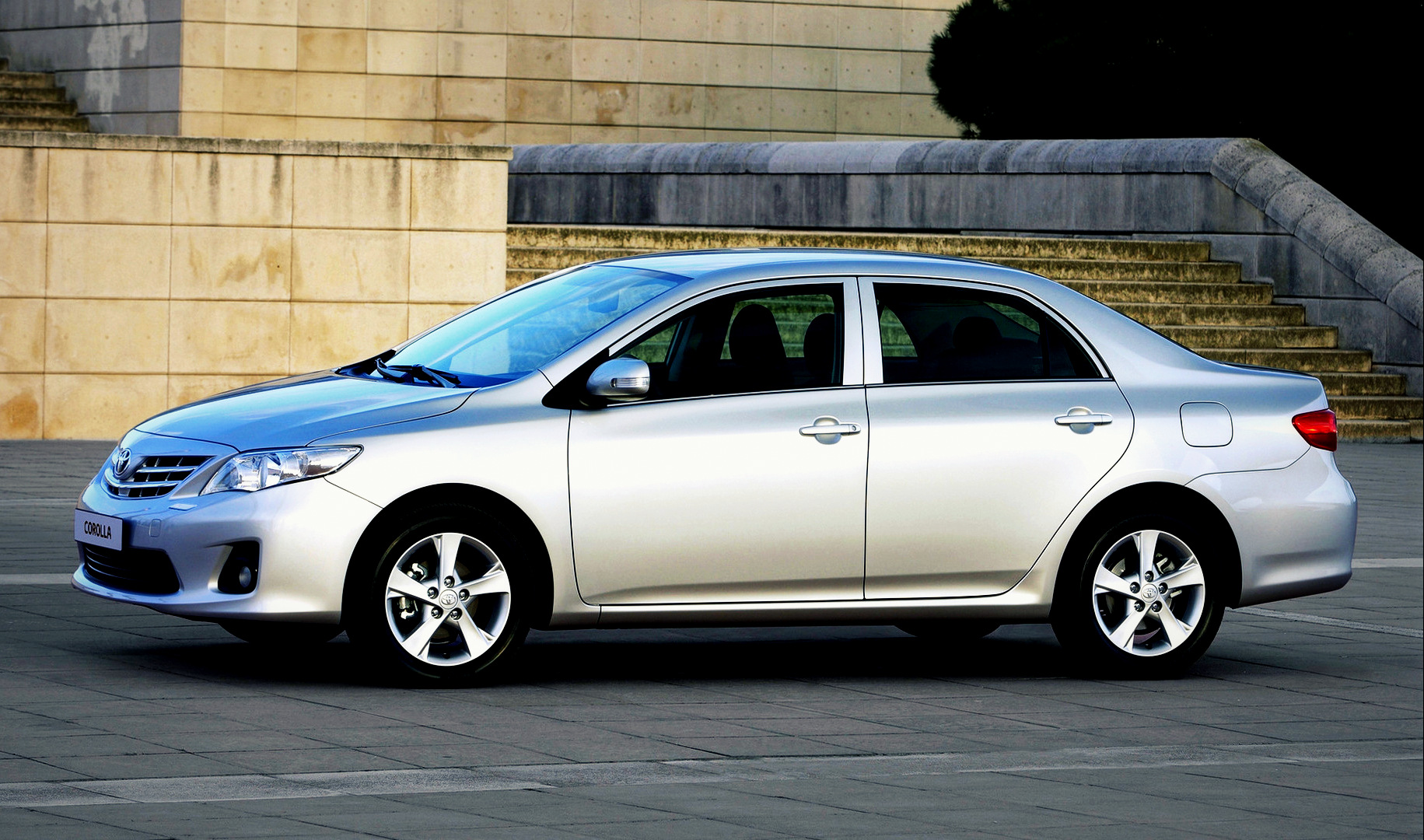 Toyota Corolla (МКПП)