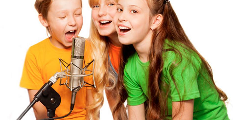 Kreative Kids Summer Camp 2019 - Voice & Music