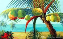 2018-framed-coconut-palm-tree-hawaii-san