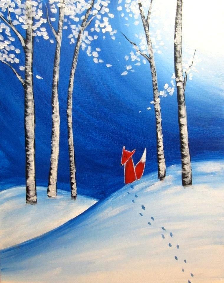 best-easy-painting-ideas-for-wall-beginn