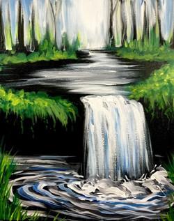 Simple-Acrylic-Canvas-Painting-Ideas-for
