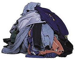 Clothing Drive Fundraiser Donations
