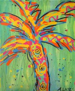 c1e500223b7dc9ddfb15b6b943df62be--tropical-art-palm-trees