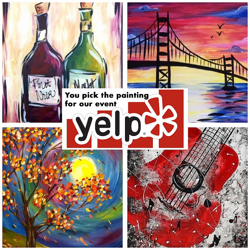 Yelp's Virtual Community Paint Party