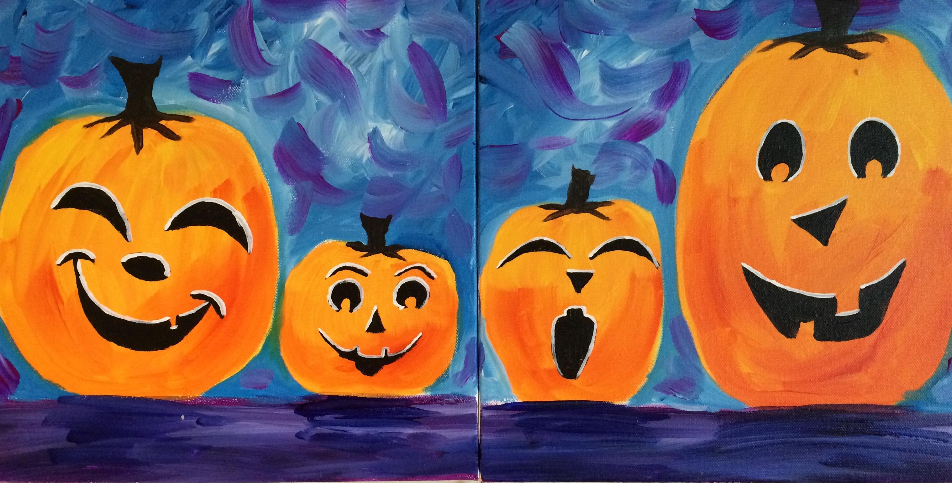 pumpkins parent child