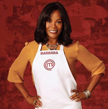 Chef Barbara Savage, a contestant on Fox TV's MasterChef Season 7