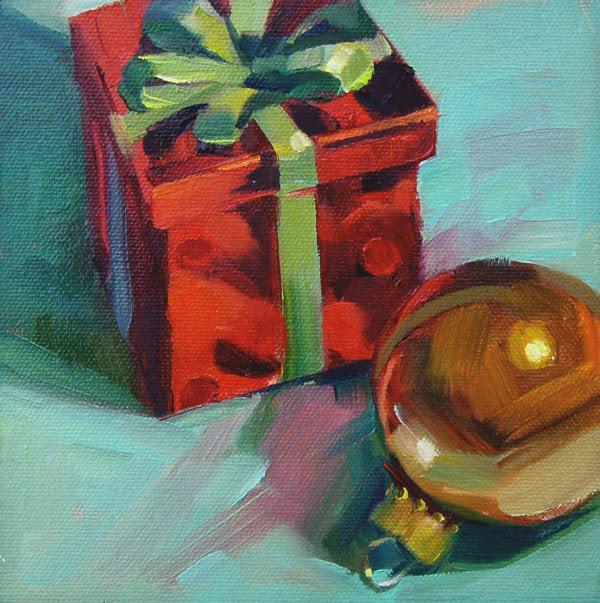 christmas-gift-painting