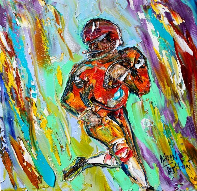 Football a image