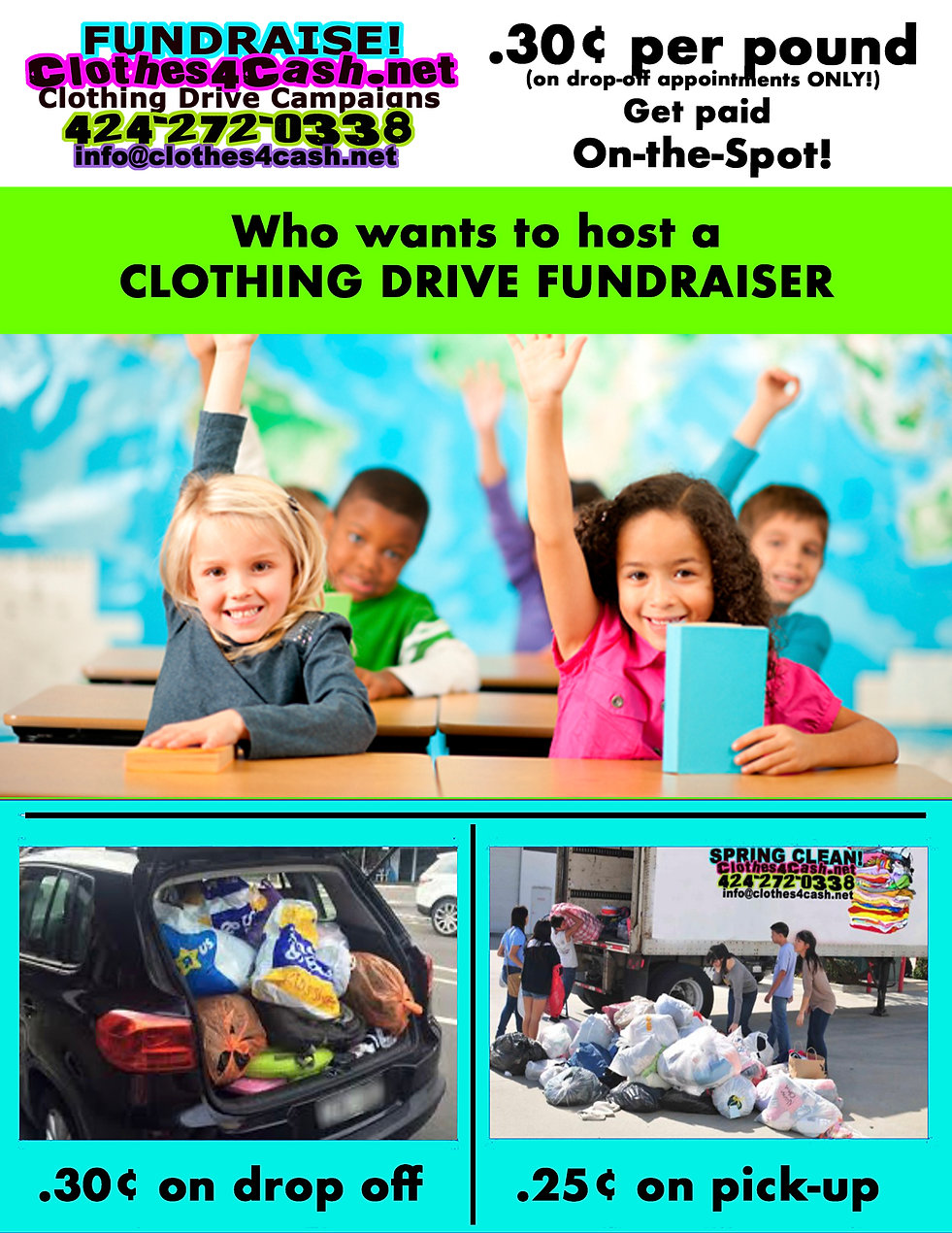 Fundraising Opportunity