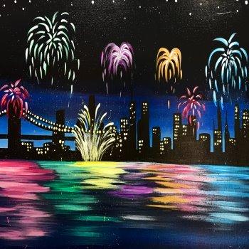 FireworksatMidnightNoLED