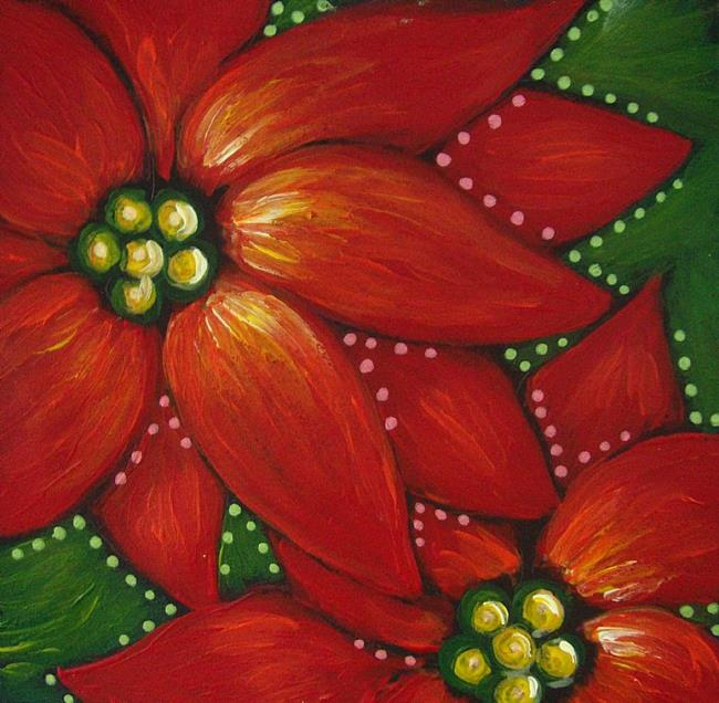 HOLIDAY-POINSETTIAS-FLOWERS-PAINTING-5-X