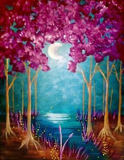 f4ba8a05161b867e16184b4309118344--paint-nite-paintings-acrylics-art-ideas-painting-canvases