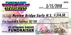 Nuview Bridge Early H.S.