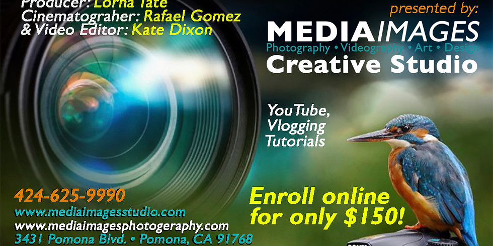 Videography Techniques & Video Editing (1)