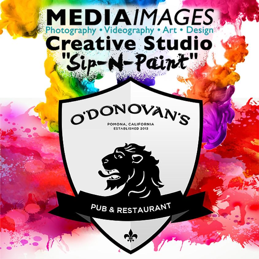"O'Donovan's Pub ""Paint Night"" Event"