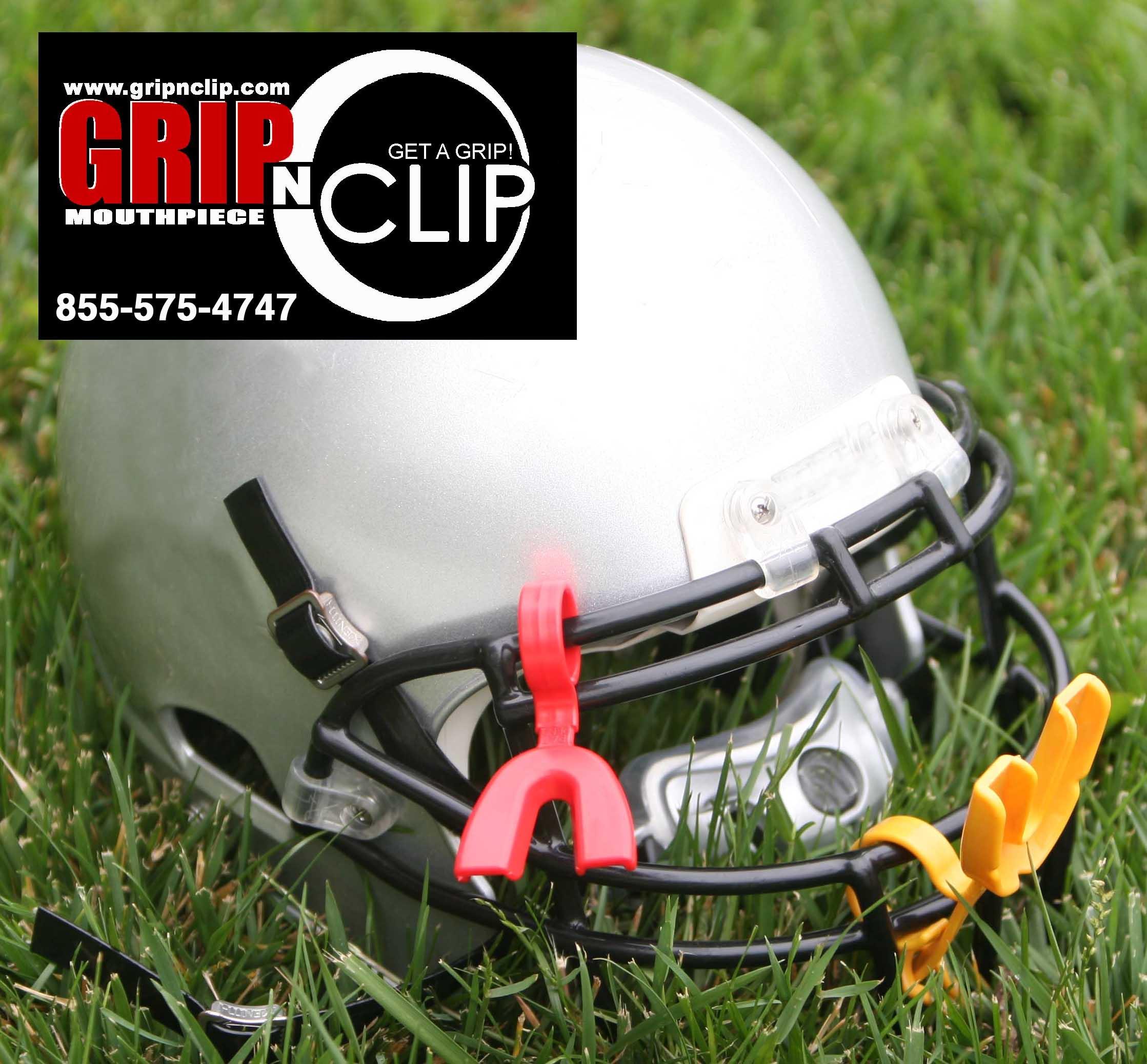 Grip-N-Clip Mouthpiece