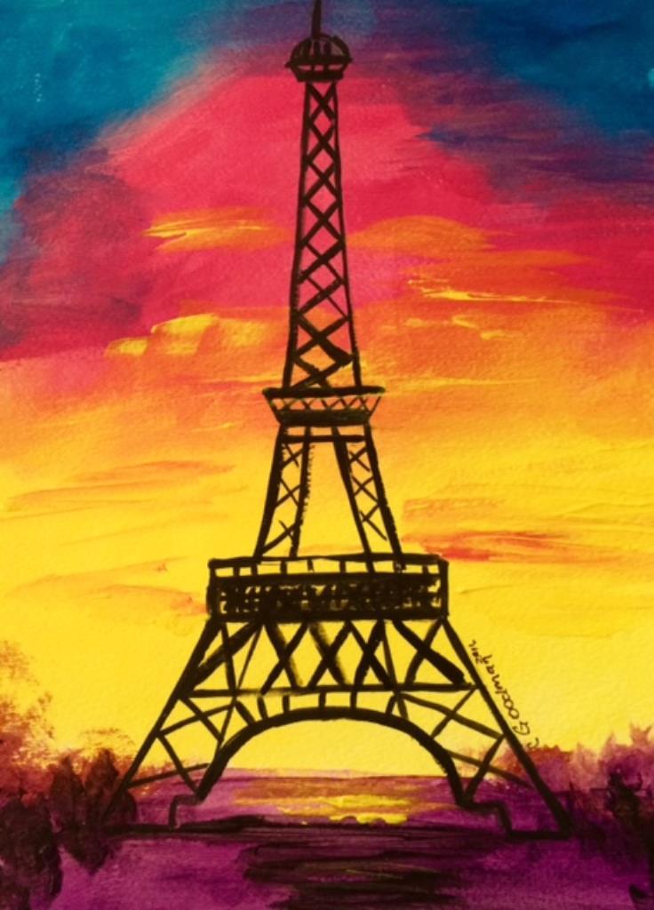 ParisSunset