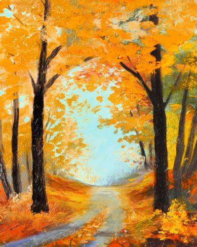 Fall+Road