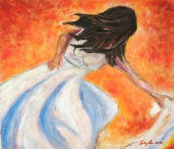 fire-sufi-dance-painting-sejla-smajlovic