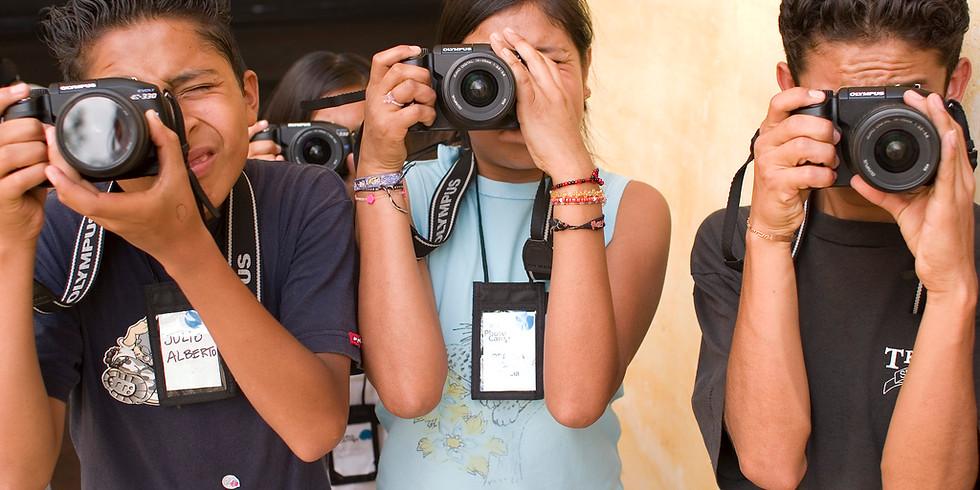 Kreative Kids Summer Camp 2020 - Photography Series