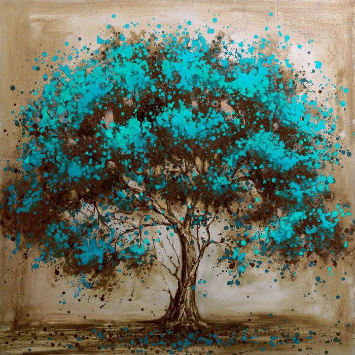 painting-of-trees-hand-painted-modern-tree-art-decoration-oil-on-canvas-photos-ideas-home-design-23