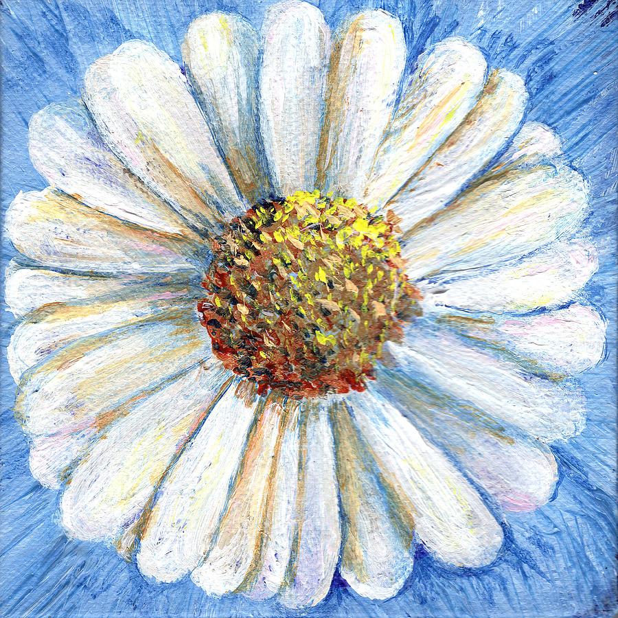 white-daisy-miniature-painting-regina-va