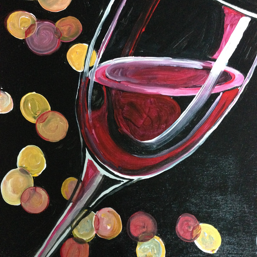 BYOB Sip-N-Paint for One, Two or Four