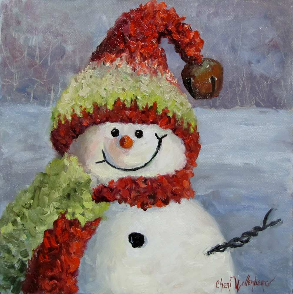 christmas-paintings-on-canvas-unique-hol