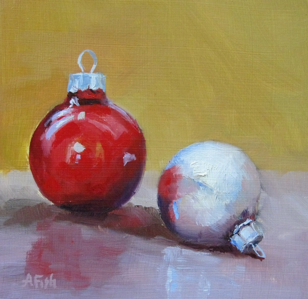 Christmas - Red and Silver - Copy