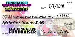 Huntington Beach Girls Softball - Allstars