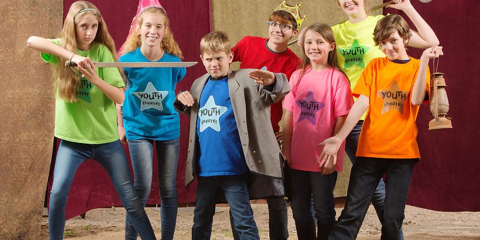 Kreative Kids Summer Camp 2019 - Acting Series