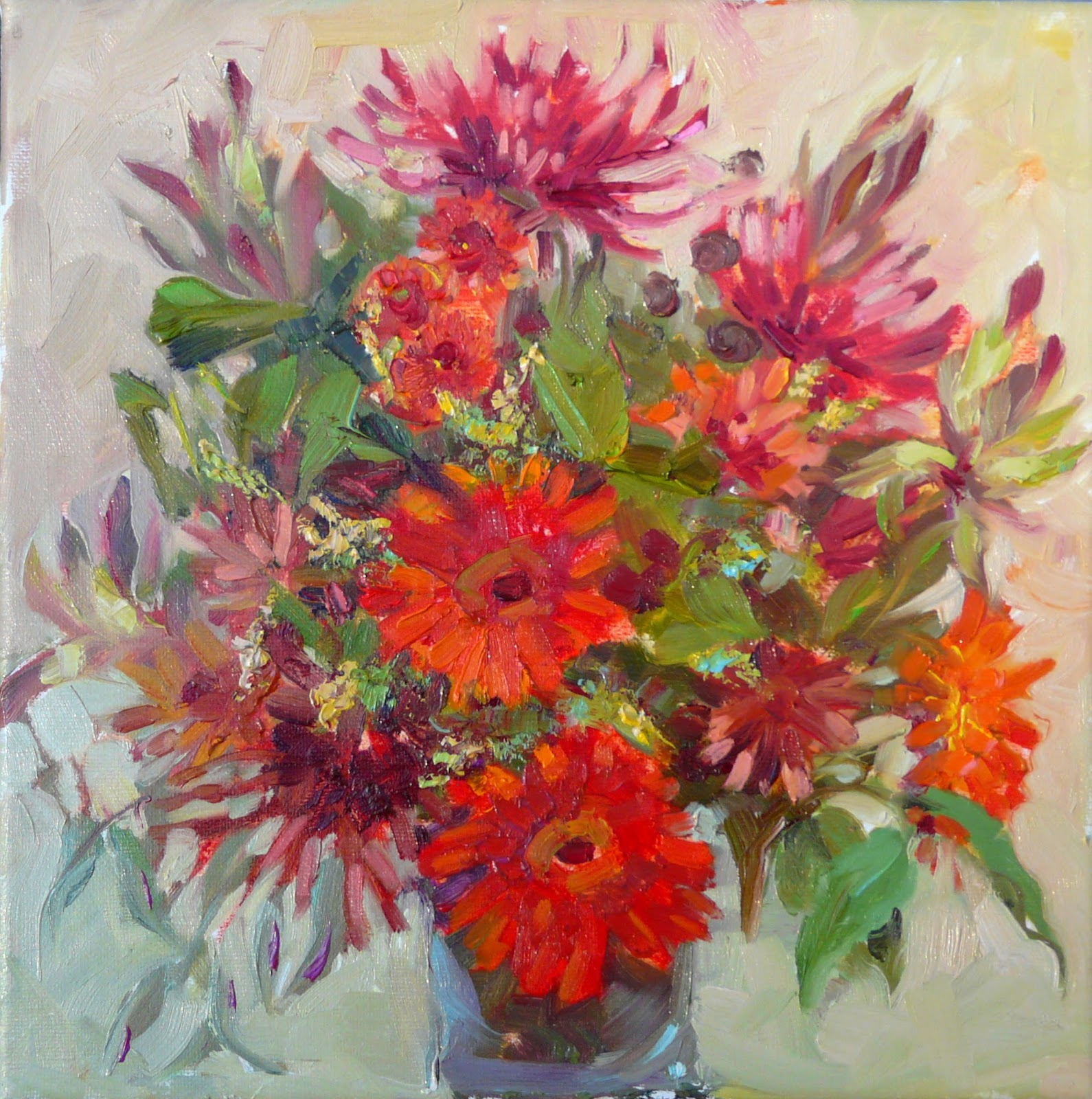 NovemberThanksgiving Flowers