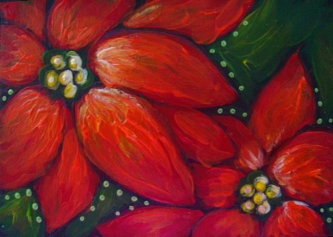 HOLIDAY-POINSETTIAS-FLOWERS-PAINTING-ACE