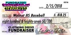 Walnut HS Baseball