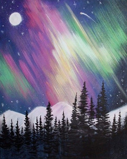 b07abe9f3b2c111adc1847a316540d8b--colorful-artwork-acrylic-painting-for-beginners-ideas-easy