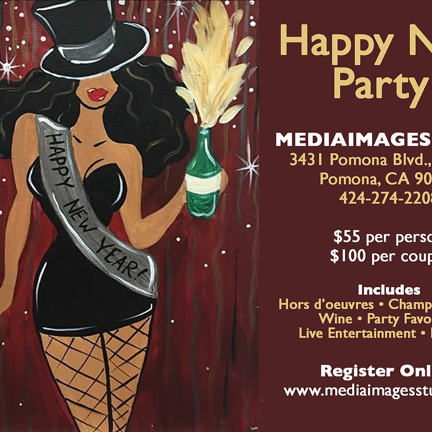 2018 New Years Party (2-Guest)