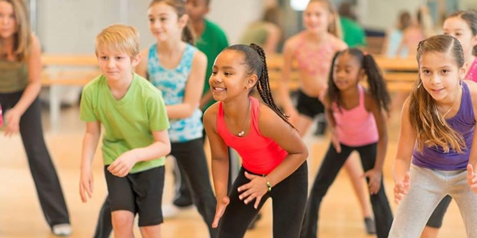 Kreative Kids Summer Camp 2019 - Cheer/Dance Series