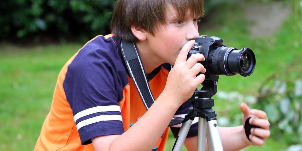 Kreative Kids Summer Camp 2018 - Photography