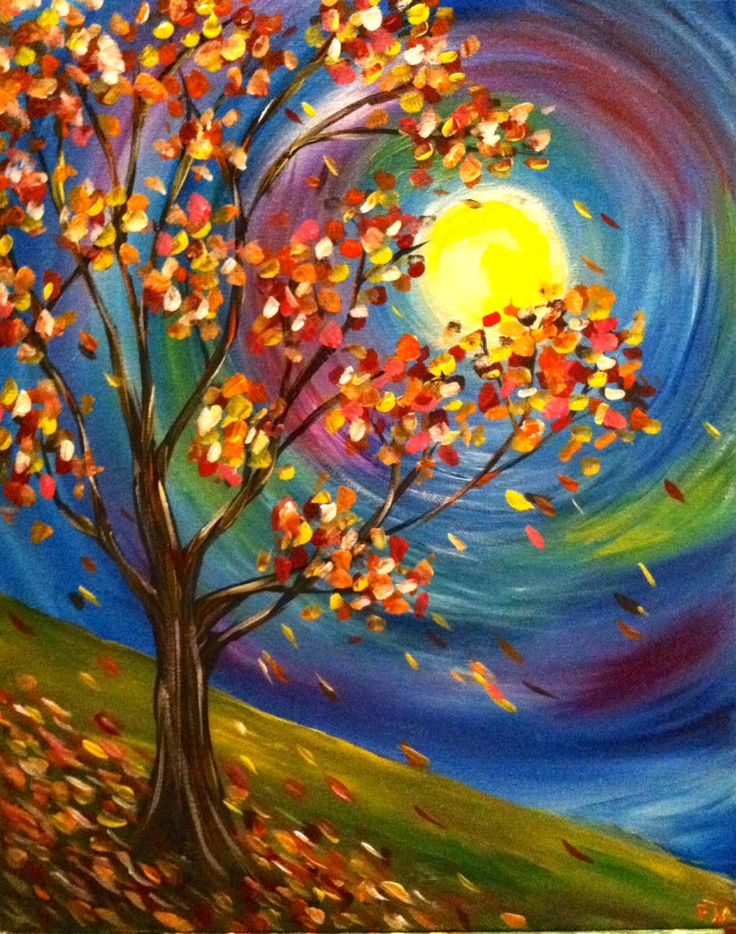 fall-paintings-best-25-canvas-painting-i