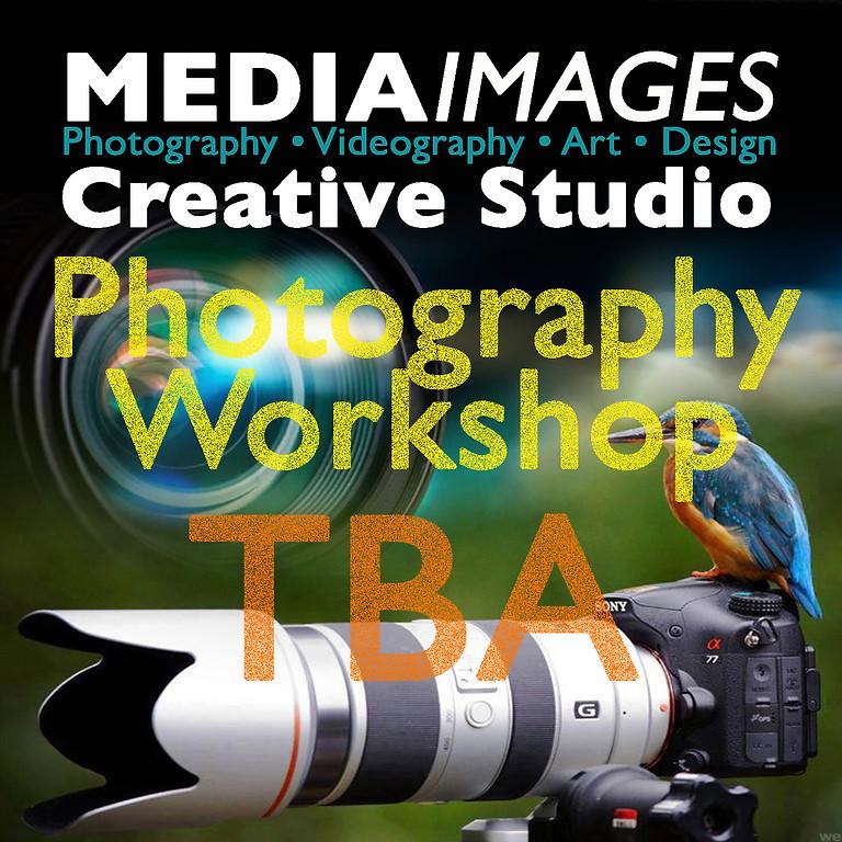 Studio Photography & Photoshop Retouching