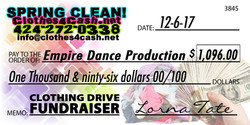 Empire Dance Production