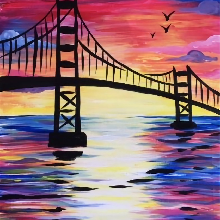 """$5.00 off Special """"Sip-N-Paint"""" Event"""
