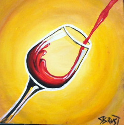 327808012d659cdaccdff23301e56cb5--wine-painting-rock-painting