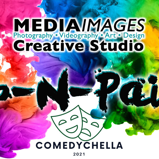"""Comedy'Chella """"Puff-N-Paint"""" Event"""