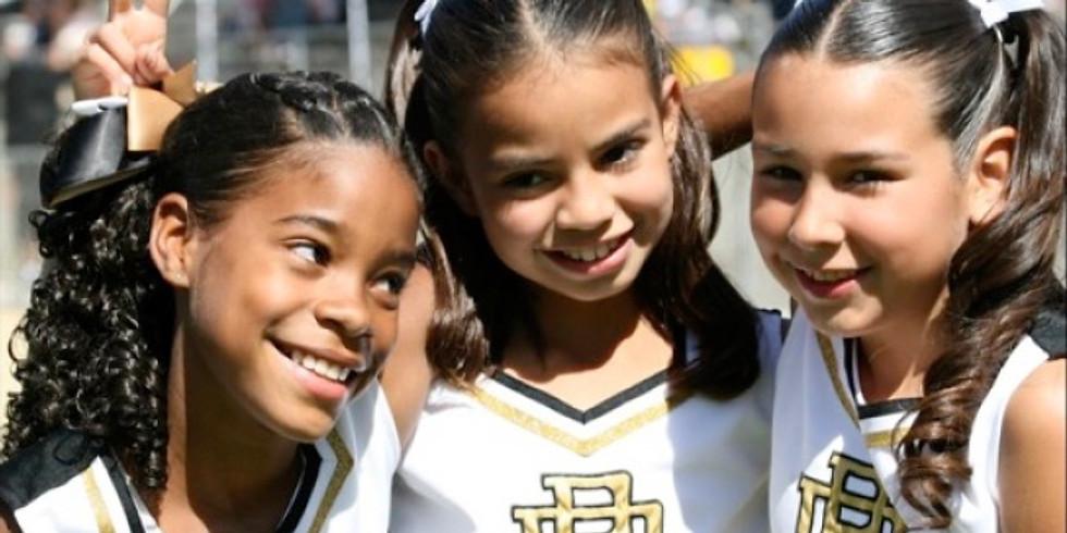 Kreative Kids Summer Camp 2018 - Cheer/Dance Series