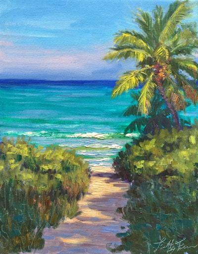 famous-beach-access-11x14_1