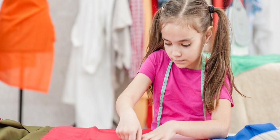 Kreative Kids Summer Camp 2019 - Fashion Design Series